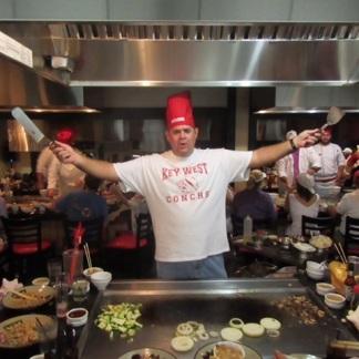 Benihana Celebrity Chef